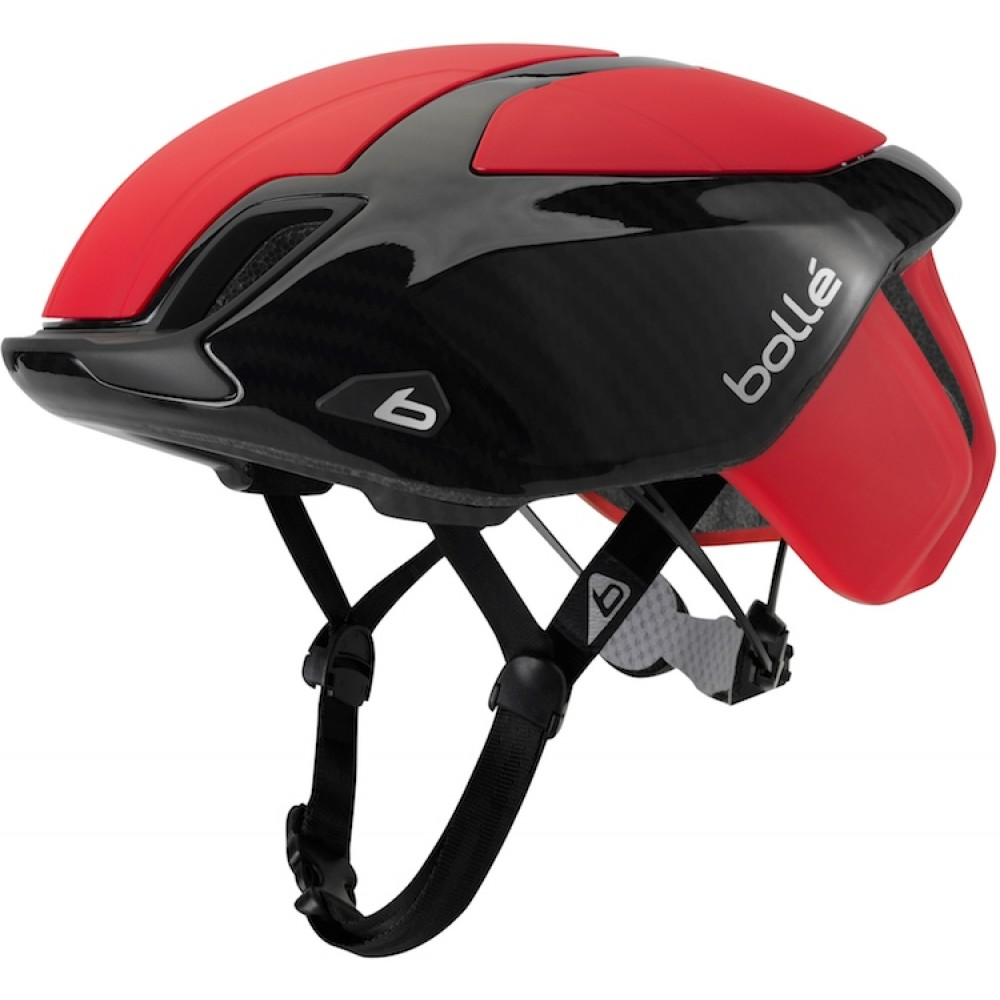 CASCA CICLISM THE ONE ROAD PREMIUM RED CARBON